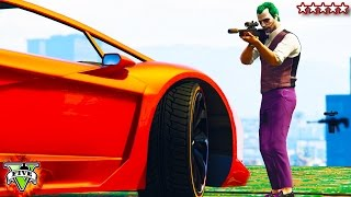 GTA 5 Snipers VS Stunters w/ The Crew & Stream Team - GTA 5 Online Destruction (GTA5)