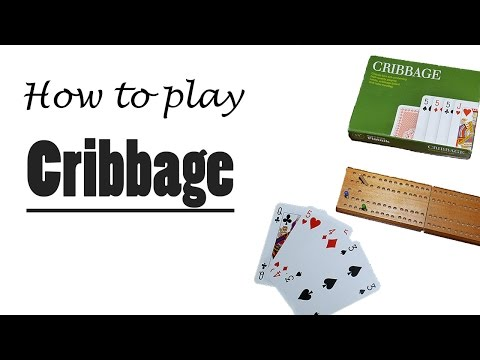 How to play Cribbage (Cultural Relay Project)
