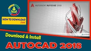 How To Download Autocad 2018 For Windows 10 - How To Download