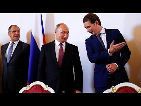 Πούτιν: «Επιβλαβείς για όλους οι κυρώσεις»