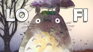 1 Hour Studio Ghibli Lofi Hip Hop Mix 3