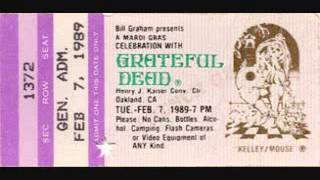 Grateful Dead - Just A Little Light 2-7-89