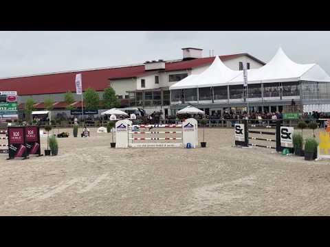 Gilles Nuytens & Jade S BK 2nd round