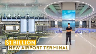 Flying Gulf Air + The $1 Billion New Airport Terminal of Bahrain