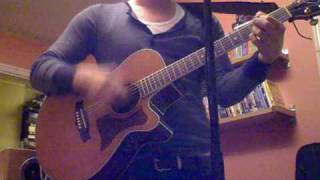 """""""Preaching the End of the World"""" (Chris Cornell) - acoustic cover"""