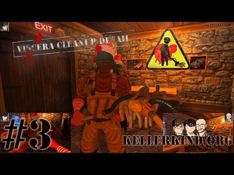 Blitzeblank am Pol ★ #3 ★ Kellerkind.org putzt in Viscera Cleanup Detail: Santa's Rampage [HD|60FPS]
