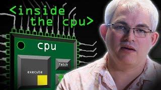 Inside the CPU - Computerphile