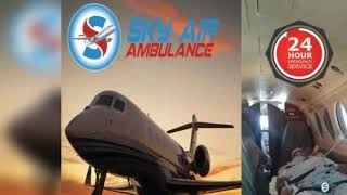 Book Air Ambulance in Delhi with Advanced Medical System