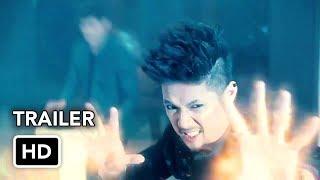 """все о дьяволах и вампирах нашего времени, Сумеречные охотники 3 сезон """"Hell Breaks Loose"""" Trailer"""