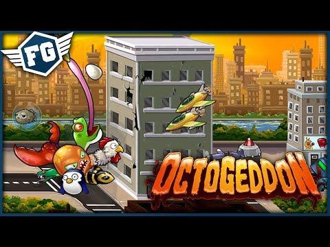 Octogeddon #4 - Celý Svět Proti Včelám