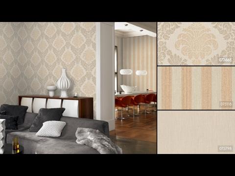 Видео Rasch Textil Solitaire