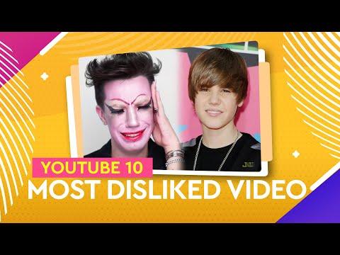 10 Video Dengan Dislike Terbanyak di Youtube