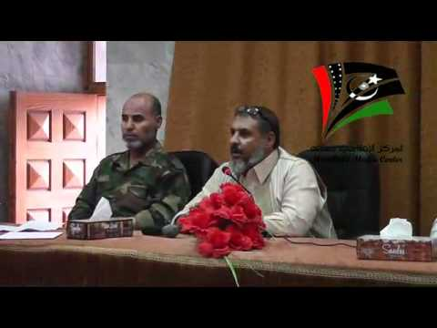 توضيح آمر لواء درع ليبيا الوسطى