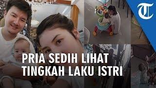 Viral Pria Pasang CCTV di Rumah, Berubah Sedih Setelah Sadari Tingkah Sang Istri