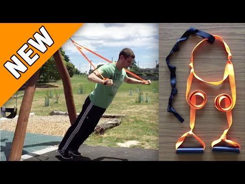 Make This Easy, DIY Suspension Trainer For Effective At-Home Workouts