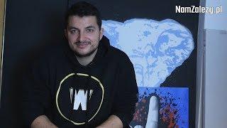 Nietypowa przemiana twórcy internetowego - wywiad z Maciejem