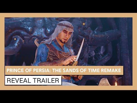 Trailer de présentation de Prince of Persia: les sables du temps Remake de Prince of Persia: Les Sables Du Temps Remake