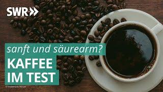 Filterkaffee - Welche milde Sorte kann überzeugen?   Marktcheck SWR