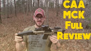 CAA MCK Full Review