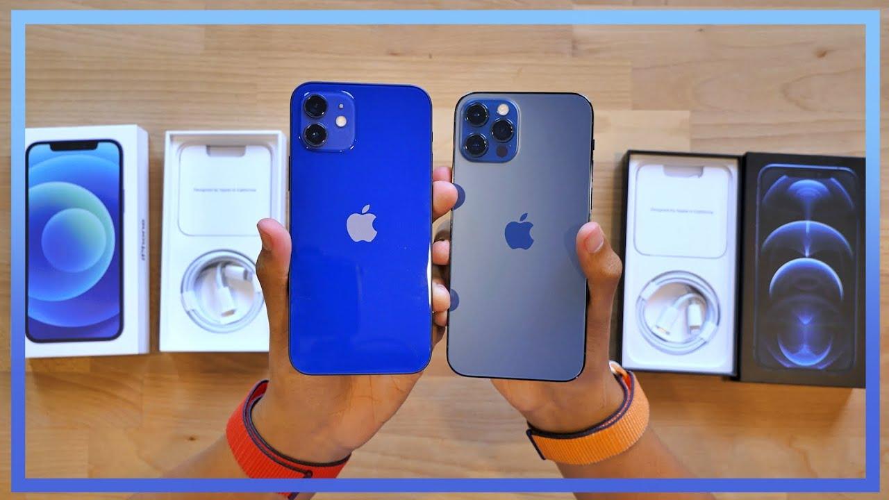 พรีวิว iPhone 12 จากคนใช้ 12 Pro และ 11 มาก่อน คุ้มไหมถ้าจะเปลี่ยน ??