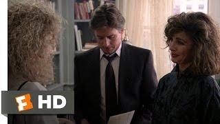 Fatal Attraction (5/8) Movie CLIP - Alex Comes Over (1987) HD