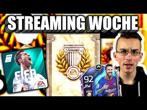 FIFA 18 MOBILE: Live 😱🔥 STREAMING WOCHE #4 - WELCHEN TOTY KAUFEN?!