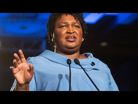Stacey Abrams legal team holds news conference