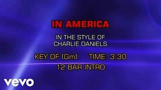 The Charlie Daniels Band - In America (Karaoke)