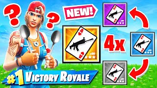 SPOONS Card Game *NEW* Game Mode in Fortnite Battle Royale