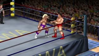 Jumbo Tsuruta Tribute - Fire Pro Wrestling World