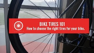 Bike Tires 101 : The basics of bike tire sizing