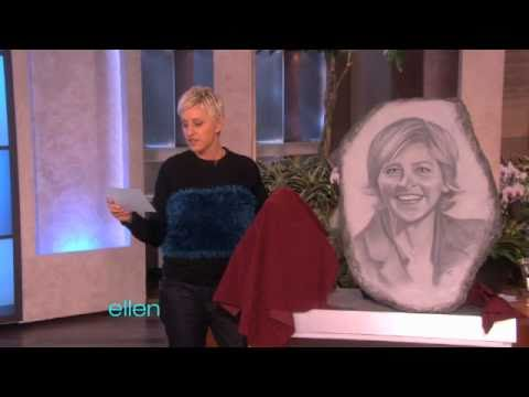 Ellen's Fans Bring the Birthday Gifts