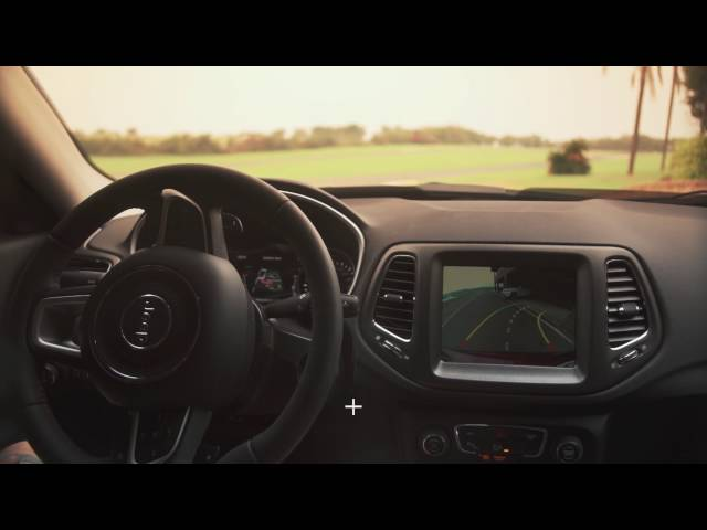 Jeep Compass - ParkAssist