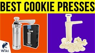 8 Best Cookie Presses 2019