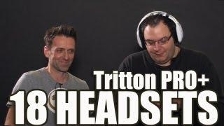 CK und SiriuS: Tritton PRO+ beim Headset-Test