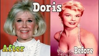 Doris Day ♕ Transformation From 01 To 96 Years Old