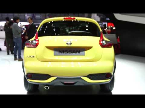 Nissan Juke - Which? first look from Geneva motor show 2014
