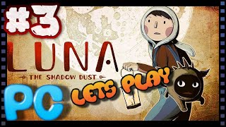 LUNA The Shadow Dust #3 ➤ Lets Play Прохождение HD На Русском Языке
