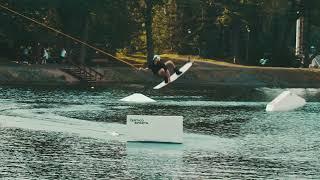 Nikita Martyanov -X- FPV racing DRONE | RIVER PARK WAKE PARK