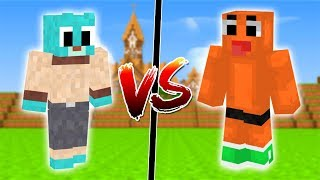 GUMBALL SET VS DARWİN SET (Minecraft)