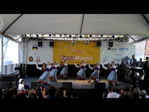 Tarantela Italiana - Fenamassa 2017 - Antônio Prado - RS