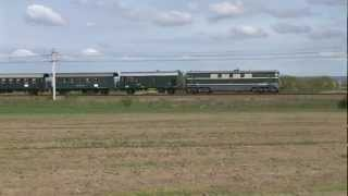 preview picture of video '2050 04 mit Sonderzug SR14562 nach Strasshof'