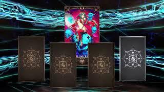Paris  - (Fate/Grand Order) - 【FGO】Salome (Berserker) Dialogue Lines (My Room) Translation「/English Sub」【Fate/GrandOrder】