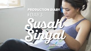 Susah Sinyal Movie - Behind The Scene Day #3