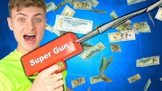 $10,000 MONEY GUN!! (SUPER RARE)