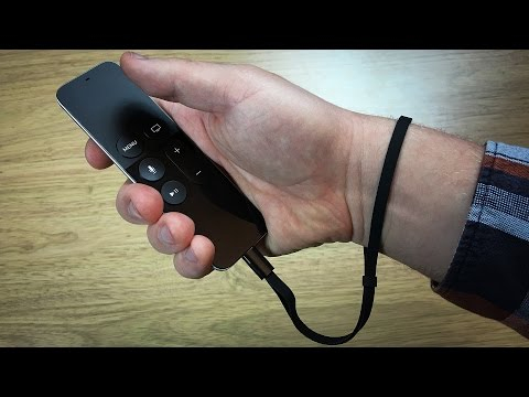Apple Remote Loop Review (Apple TV 2015)