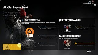 Ghost Recon Wildlands All Star Legend Week Task Force Challenge 3 Witches and El Tio Combo