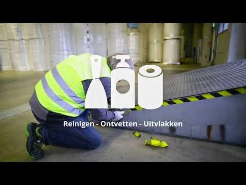 EM-Flex Dockleveler afdichtingen tegen tocht, ongedierte, muizen. Installatie video.NED
