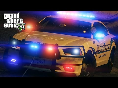 GTA 5 LSPDFR #267 - Sippin' On Some Syrup - Jeff Favignano