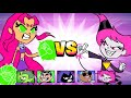 Teen Titans Go Jump Jousts Starfire cn Games